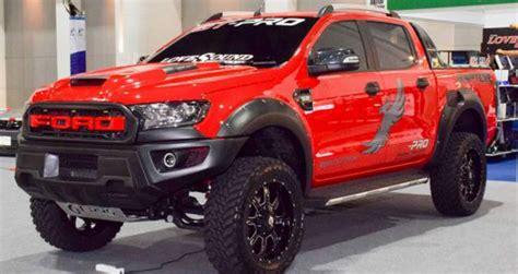 Ford Ranger 2020 Model by 2020 Ford Ranger Raptor Diesel Price Changes Specs
