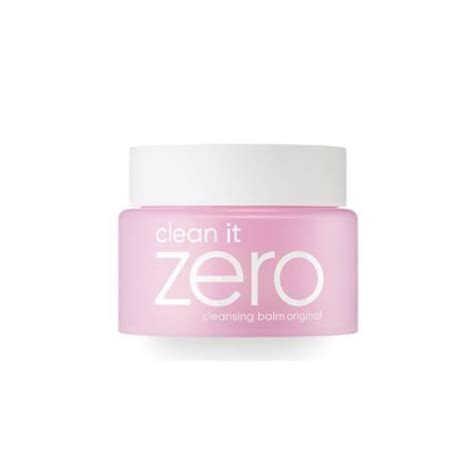 Clean It Zero Banila Co 100ml etop brand banila co clean it zero cleansing balm