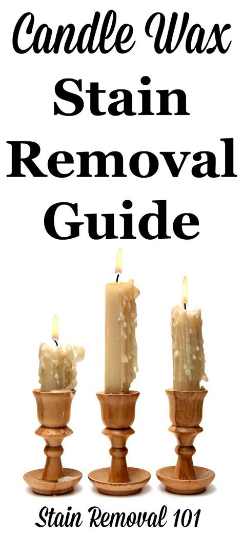 how to get candle wax out of clothes persil candle wax stain removal guide upholstery carpets and