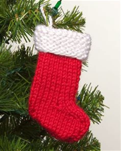 knitting pattern for small xmas stocking 1000 images about knitting christmas on pinterest
