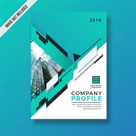 stak design company profile dise 241 o de perfil abstracto moderno verde de la compa 241 237 a