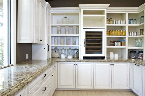 Kitchen Shelves And Cupboards How To Add Space To The Kitchen Interior Designing Ideas