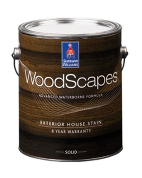 woodscapes exterior acrylic solid color house stain