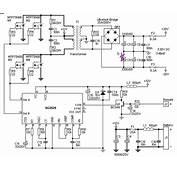 12V To  / 30V DC Converter Schematic Circuit Diagram