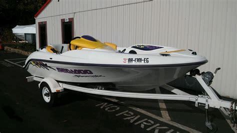 sea doo boat letters 1996 sea doo speedster power boat for sale www