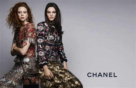 Fab Ad Chanel Mtiers Dart Collection by Chanel Pre Fall 2017 Ad Caign Les Fa 199 Ons
