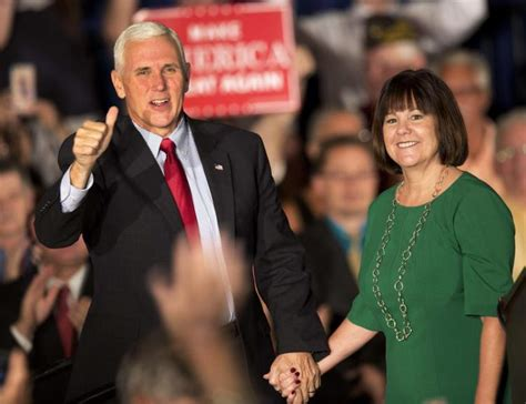 mike pence wife pence releases tax returns as trump s remain a secret ny