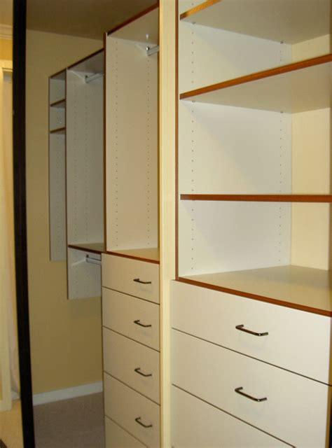 White Closet System White Closet Systems Closet Company