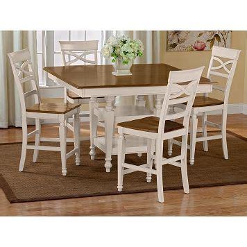 chesapeake ii dining room counter chesapeake ii dining room 5 pc counter height dinette