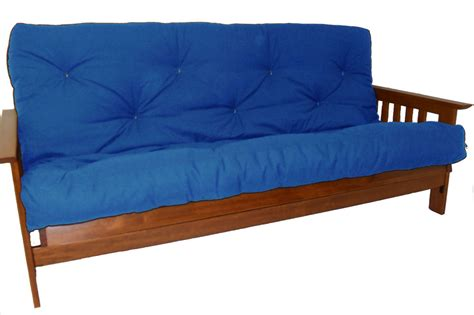 blue futon mattress bm furnititure