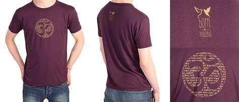 Tshirt Anti Eye One Tshirt s t shirt with om design bamboo bloke