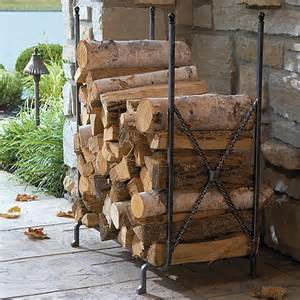 stanford log holder traditional fireplace accessories