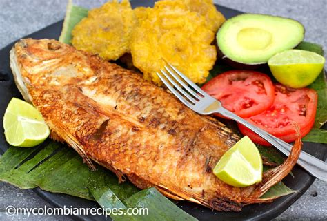 fish pescado pescado frito colombiano colombian style fried whole fish my colombian recipes