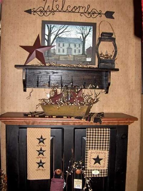 primitive rustic home decor 17 best ideas about country primitive on pinterest