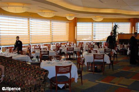 Contemporary Dining Room Furniture California Grill To Close For Extensive Rehab Disney And