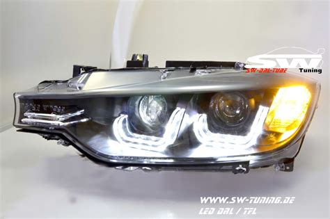 led len kaufen swdrltube eye headlights bmw 3 series f30 f31 12