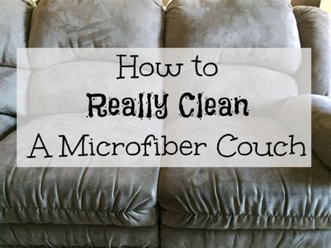 can you clean a microfiber couch with a carpet cleaner 1000 ideas about cleaning microfiber couch on pinterest