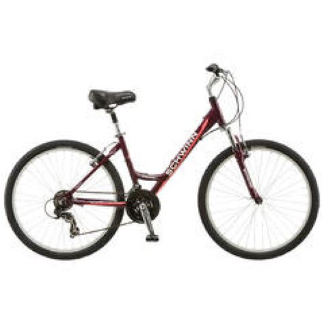 comfortable womens bike schwinn suburban cs 26 quot comfort bike women s hybrid bike