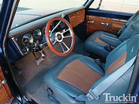 1970 chevy c10 interior