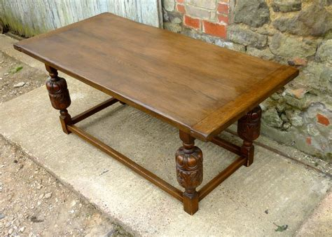 Oak Boardroom Table Carved Oak Boardroom Tables Dining Table Antiques Atlas