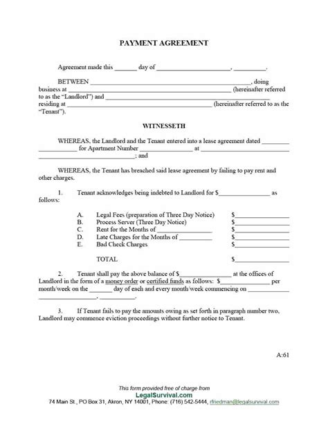 Formal Letter Of Agreement Between Two template template of contract between two advance