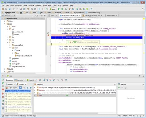 android studio unit test tutorial co debugging jni with android studio and visual studio