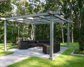 Trendy patio photo in atlanta with a fire feature and a pergola