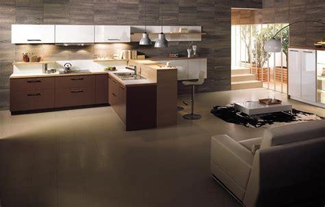 id馥 cuisine surface cuisine ouverte sur salon surface deco cuisine