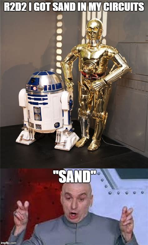 R2d2 Memes - image tagged in meme star wars dr evil imgflip