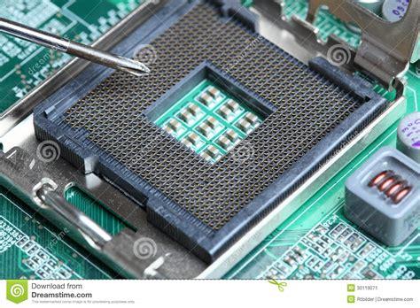 zocalo de microprocesador z 243 calo del procesador