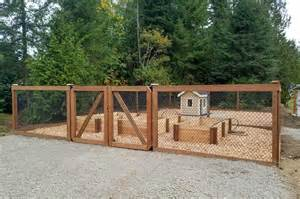 Garden Kennel Kennel With Raised Garden Ajb Landscaping Fence