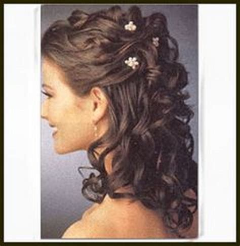partial updos photos prom hairstyles half updos
