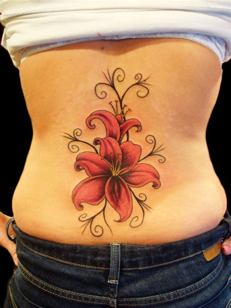 flower back tattoos tattoos designs ideas and meaning tattoos for you