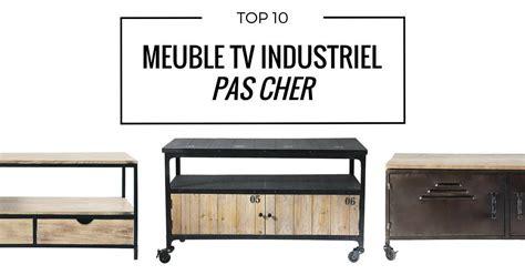 Meuble Pas Cher by Meuble Tv Industriel Pas Cher Le Top10