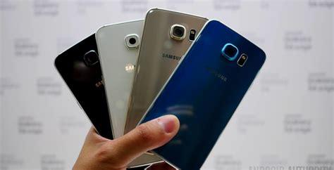 Samsung S6 Warna Hijau Samsung Galaxy S6 Color Comparison