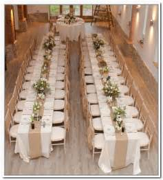 Vintage Table Linens - hessian burlap table runners high grade 320gsm per 50mtr roll 36cm wide sacks ie