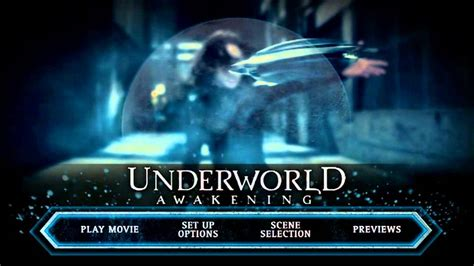 underworld full film youtube underworld awakening uk dvd menu youtube
