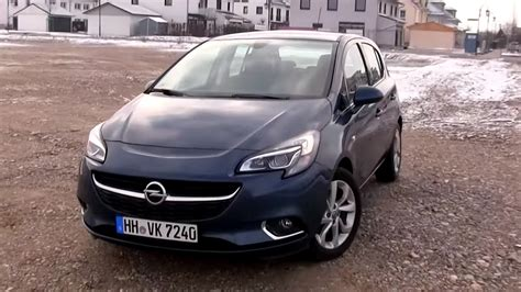 opel corsa interior 2016 2016 opel corsa 1 4 turbo ecoflex 100 hp test drive by