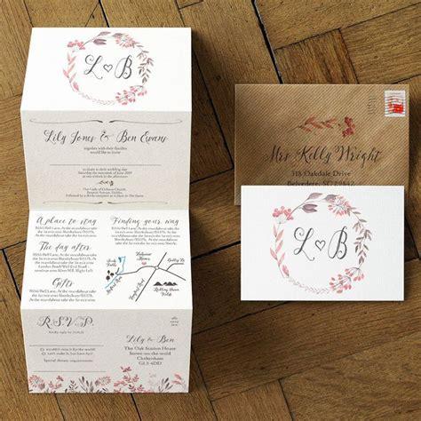 Best 25  Postcard wedding invitation ideas on Pinterest