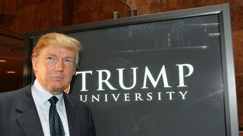 donald trump college years before he launched trump university donald trump