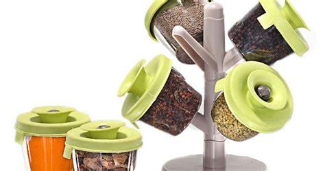 Pop Up Spice Rack Tempat Bumbu Wadah Alat Dapur Simpan Praktis Unik Bi alat masak modern oem spice rack pop up tempat bumbu