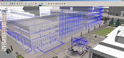 sketchup layout hidden geometry optimizing sketchup performance part 3 modeling process