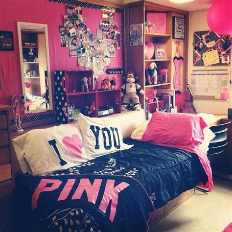 victoria secret pink bedroom 13 tricked out dorms that ll awaken your inner decorator