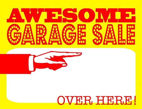 best 25 sale signs ideas on yard sale signs