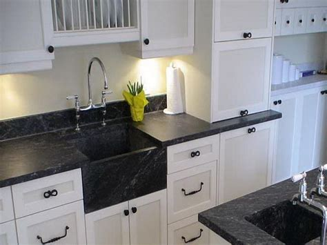 Black Granite Countertops Price 17 Best Ideas About Soapstone Countertops Cost On