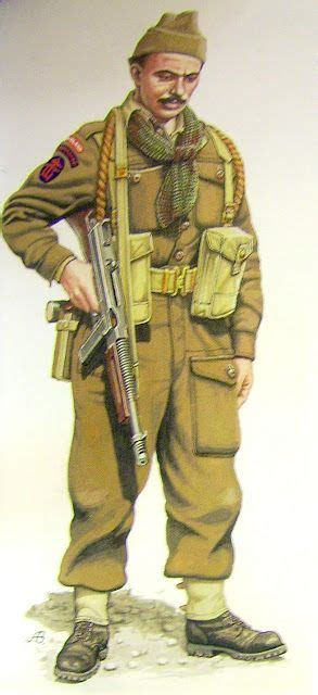 ww2 british soldier uniform a polish commando soldier ww2 https de pinterest com