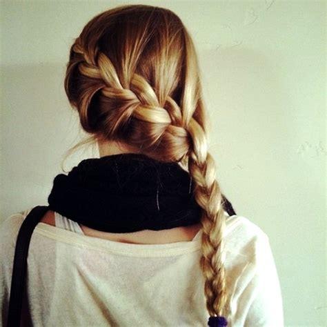 simple braid hairstyle for long hair simple braid hairstyles for long hair 24 jpg