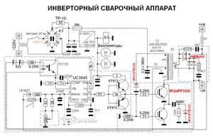 схема сварочного инвертора аис-200