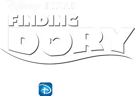 Finding Dory Logo finding dory disney