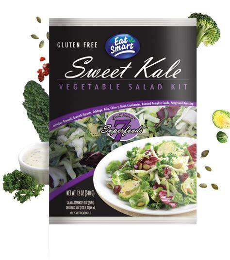 product categories gourmet vegetable salad kits